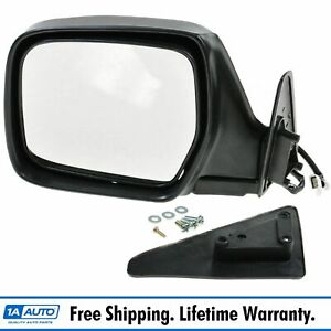 Side View Mirror Power Driver Left Lh For Toyota Land Cruiser Lexus Lx450