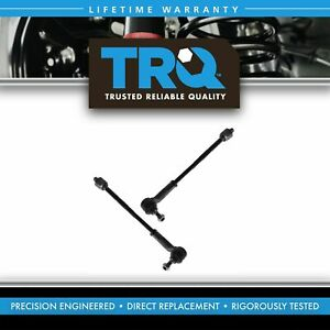 Trq Front Inner Outer Tie Rod Ends Pair Set For Vw Beetle Golf Jetta
