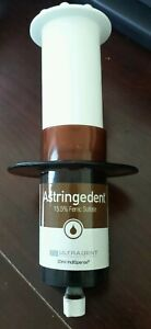 Dental Astringedent Hemostatic Indispense Refill Ultradent Hemostasis 30 Ml