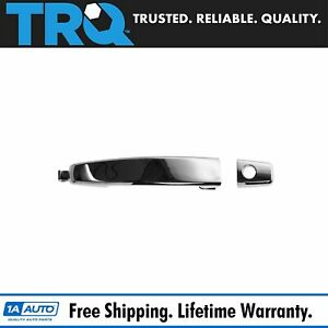 Door Handle With Keyhole Chrome Front Outer Lh Or Rh For Aveo Captiva Sport Vue