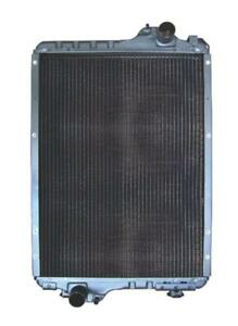 87352193 Radiator Made To Fit Case ih Tractor Models Mxm175 Mxm190 Tm175
