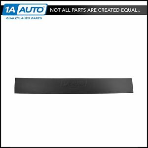 Liftgate Tailgate Lower Applique Panel Ptm For 02 05 Ford Explorer