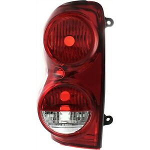 Tail Light For 2004 2009 Dodge Durango Driver Side