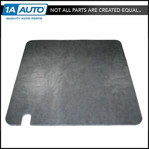 Hood Insulation For 68 72 Olds