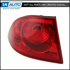 Taillight Taillamp Brake Light Lamp Left Driver Side Rear For 06 11 Lucerne