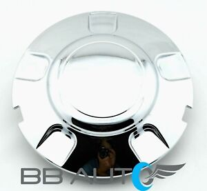 New Chrome 16 Wheel Hub Center Cap For 1997 2003 Ford Expedition