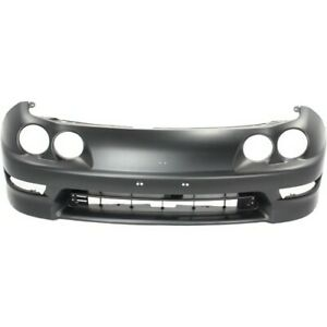 New Primered Front Bumper Cover For 1998 1999 2000 2001 Acura Integra Ac1000130