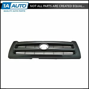 1a Black Front End Grill Grille For 97 00 Toyota Tacoma Pickup Truck
