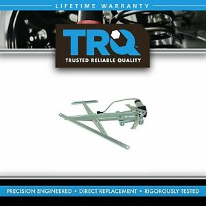 Front Power Window Regulator W Motor Driver Side Left Lh For Colorado Canyon