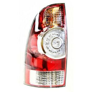Led Tail Light For 2009 2015 Toyota Tacoma Driver Side