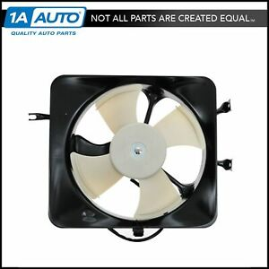 Radiator Ac A c Condenser Cooling Fan Motor For 94 01 Acura Integra