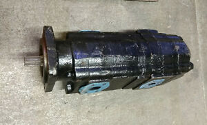 1 New Parker 313 9131 160 Hydraulic Gear Pump make Offer