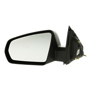 Power Mirror For 2008 2014 Dodge Avenger Front Driver Side Paintable