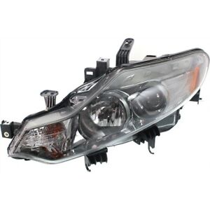 Headlight For 2009 2014 Nissan Murano S Le Sl 2011 2014 Murano Sv Left With Bulb