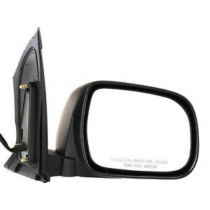 Power Heated Side View Mirror Folding Passenger Right Rh For 04 10 Toyota Sienna