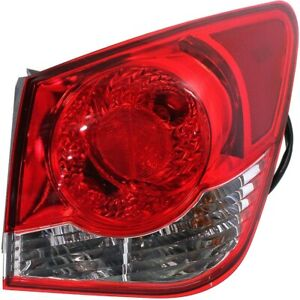 Taillight Taillamp Outer Brake Light Passenger Side Right Rh For 11 13 Cruze