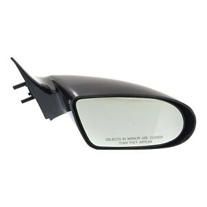 Manual Remote Mirror For 1989 1994 Geo Metro Front Passenger Side Paint To Match