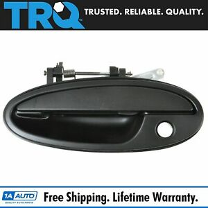Trq Front Exterior Outside Door Handle Driver Side Left Lh New For Buick Olds