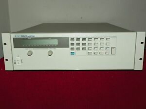 Agilent Hp 6675a Power Supply 100v 22a 2160w Option J08