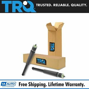 Trq Rear Shock Absorber Pair Set For Chevy Ford Lincoln Mercury Nissan Pontiac