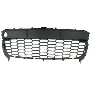 Bumper Grille For 2007 2009 Mazda Cx 7 Center Primed Plastic