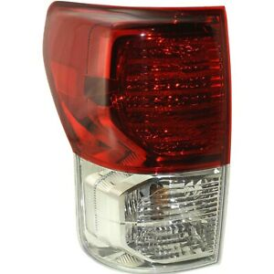 Tail Light For 2010 2013 Toyota Tundra Driver Side