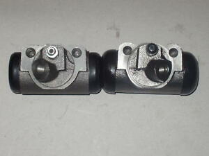 55 56 57 Thunderbird T Bird Front Wheel Cylinders 1955 1956 1957