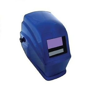 Jackson Safety Nitro W40 Series Auto darkening Filter Blue Welding Helmet