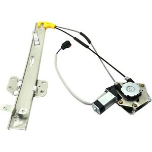 Power Window Regulator For 97 2001 Jeep Cherokee Front Driver Side With Motor