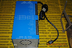 Anaheim Automation Dpf05 Stepper Motor Drive Used