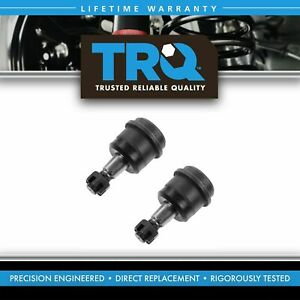 Front Upper Ball Joints Left Right Pair Set For 00 02 Dodge Ram 2500 3500