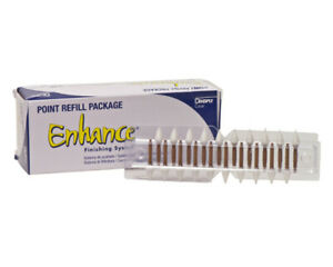 Enhance Finishing System Points 30 Pack By Dentsply Fresh
