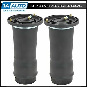 Rear Suspension Air Spring Bag Set Pair For 99 04 Discovery Land Rover