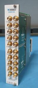 National Instruments Ni Scxi 1194 High frequency Quad 4 X 1 Multiplexer 2 5 Ghz