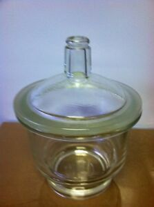 Corning Pyrex Usa Lab Glass Desiccator Excellent Condition