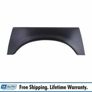 Truck Bed Rust Repair Rear Quarter Patch Panel Passenger Side Right Rh For Ford