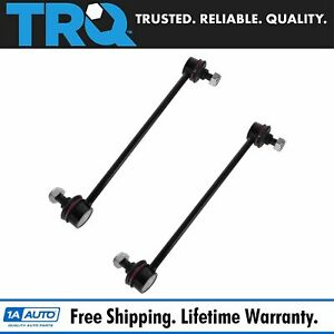 Trq Rear Sway Stabilizer Bar End Link Pair Of 2 Left Right For Toyota Lexus