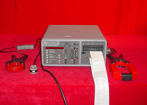 Bmi dranetz 3030a 4 Channel Power Line Power Profiler Monitor