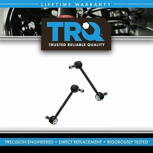 Trq Rear Sway Stabilizer Bar End Link Pair Of 2 For Buick Cadillac Olds Pontiac