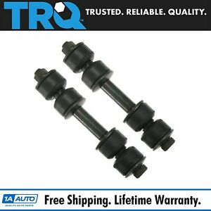 Trq Front Sway Bar Link Kit Pair Of 2 For Ford Cadillac Olds Chevy Dodge Buick