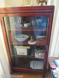 Doctors Cabinet Medical Vintage Original