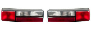 1987 1993 Ford Mustang Lx Stock Complete Taillights W Housings