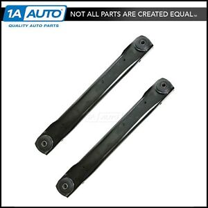 Rear Lower Control Arm Pair Set Of 2 For Buick Cadillac Chevy Olds Pontiac