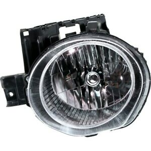 Headlight For 2011 2012 2013 2014 Nissan Juke Left With Bulb