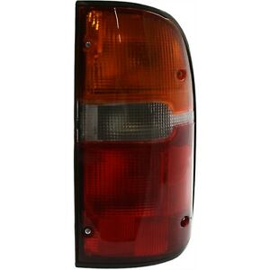 Tail Light For 95 00 Toyota Tacoma Passenger Side