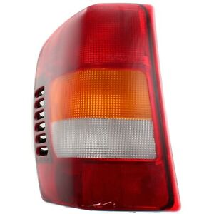 Tail Light For 2002 2004 Jeep Grand Cherokee Lh Models Built From 11 01