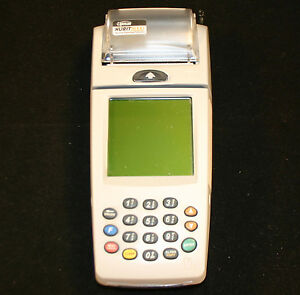 Lipman Nurit 8000 Wireless Credit Card Machine