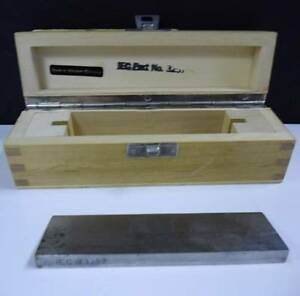 Damon Iec Division 3257 Microtome Knife Blade 4 11 16 Inch Long Used Condition