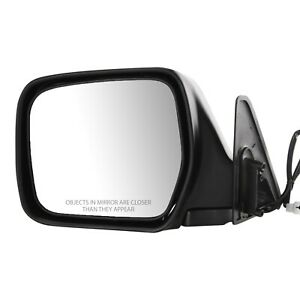 Power Mirror For 1990 1997 Toyota Land Cruiser Driver Side Manual Folding