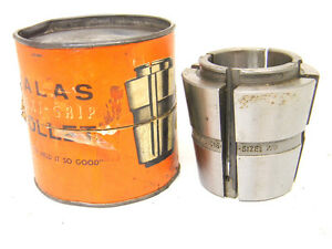 New Surplus Balas Flexi grip 1 7 8 C16 Collet 1 875 C 16